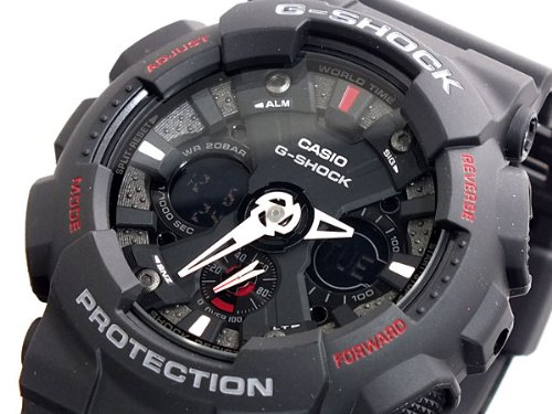 Casio CASIO G shock g-shock de Diana watch GA 120-1 A parallel imported goods