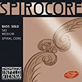 Cordes Thomastik Contrebasse Spirocore Noyau spirale Accord solo. 4/4; Do di�se