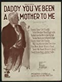 img - for Daddy, You've Been A Mother To Me book / textbook / text book