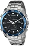Pulsar Men's PW6013 Analog Display Japanese Quartz Silver Watch