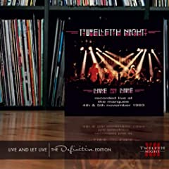 Live and Let Live (The Definitive Edition) [Live]