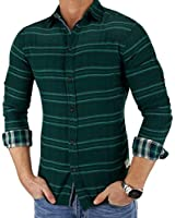 Jack & Jones Herrenhemd jjorBEN SHIRT, Slim Fit, gestreift Gr. S-XXL in 3 Farben