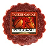 Yankee Candle Wax Tarts, Spiced Orange