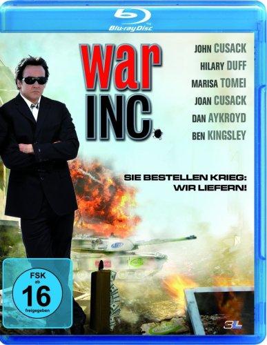War Inc. - Sie bestellen Krieg: wir liefern! [Blu-ray]