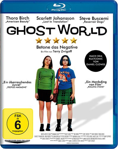 Ghost World [Blu-ray]