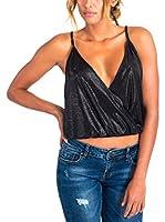 Ornella Dutti Top Melissa (Negro)