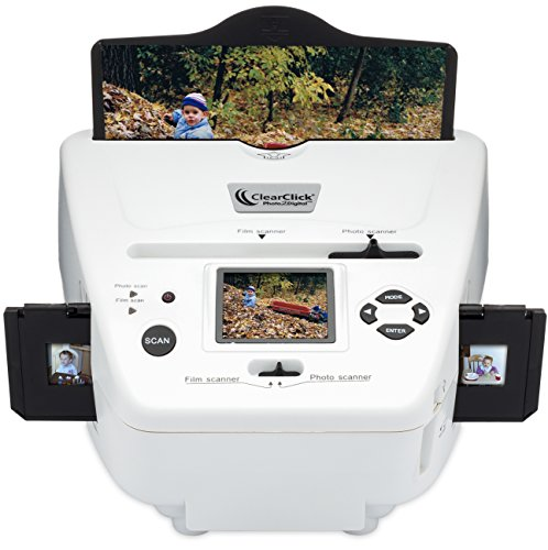 ClearClick-Photo-To-Digital-Photo-Slide-and-Film-Scanner-with-4-GB-Memory-Card-Photo-Editing-Software