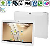 10.1 inch Capacitive Touch Screen Android 4.2 Tablet PC with 3G Mobile Phone Function, Analog TV + GPS + FM Radio + Bluetooth, Dual SIM Cards &amp; <P>