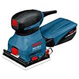Advanced Bosch XS-ProSPEC GSS 140A Palm Sander 180w 110v [Pack of 1]w/Min 3yr Cleva® Warranty