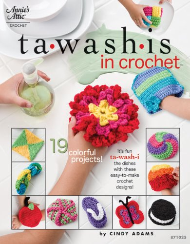 Tawashis in Crochet (Annie's Attic Crochet)