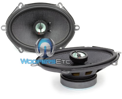 Focal 570Ca1Sg 2-Way 5X7-Inch Coaxial Speaker Pair