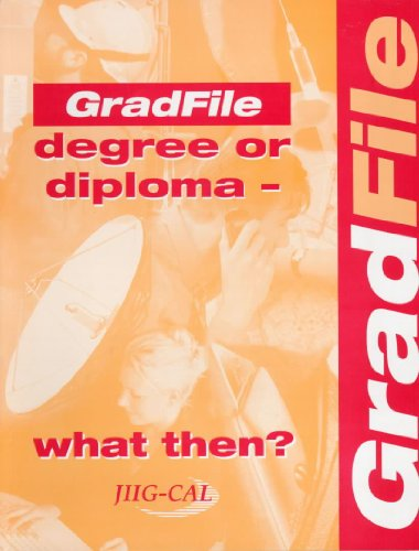 Gradfile: Degree Or Diploma - What Then?