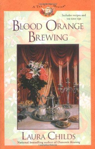 Blood Orange Brewing (A Tea Shop Mystery)