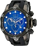 Invicta Men's F0003 Exclusive Reserve Collection Venom Chronograph Gunmetal Ion-Plated Watch