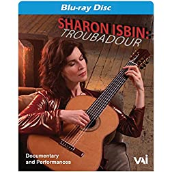 Sharon Isbin: Troubadour [Blu-ray]