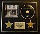 MUMFORD & SONS/CD DISPLAY/LIMITED EDITION/COA/SIGH NO MORE