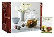Numi Organic Tea Flowering Gift Set i…