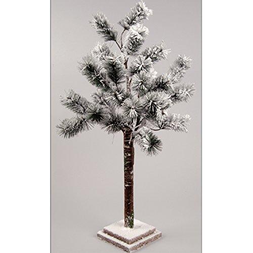 Kiefer mit Schnee 125cm thumbnail