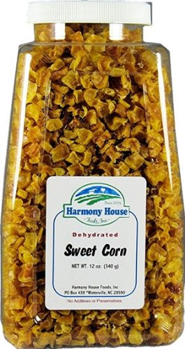 Harmony House Foods Dried Corn, whole (12 oz,