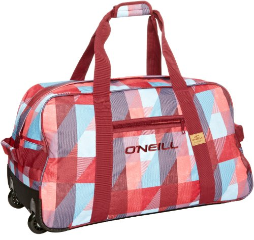 O'Neill Damen Reisetasche AC SPORT WHEELY, red