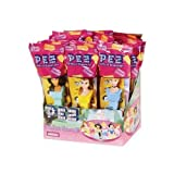 Pez Candy Dispensers Disney Princesses 12 Pack