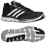 Adidas G98598 Men's Speed Trainer Shoes (Core Black / Running White / Carbon Metallic)