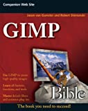 img - for GIMP Bible book / textbook / text book