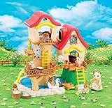 Sylvanian Families Baby Fairground House