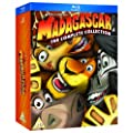 Madagascar 1-3 [Blu-ray] [2005] [Region Free]
