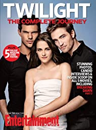 ENTERTAINMENT WEEKLY Twilight: The Complete Journey