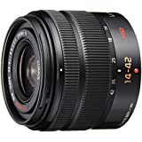Panasonic LUMIX G VARIO 14-42mm / F3.5-5.6 II ASPH. / MEGA O.I.S. Digital Interchangeable Zoom Lens - H-FS1442A...