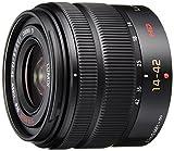 Panasonic デジタルカメラオプション マイクロフォーサーズシステム用交換レンズ LUMIX G VARIO 14-42mm/F3.5-5.6 II ASPH./MEGA O.I.S. ブラック H-FS1442A-K