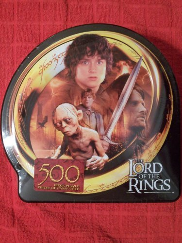The Lord of the Rings 500 Pcs Puzzle