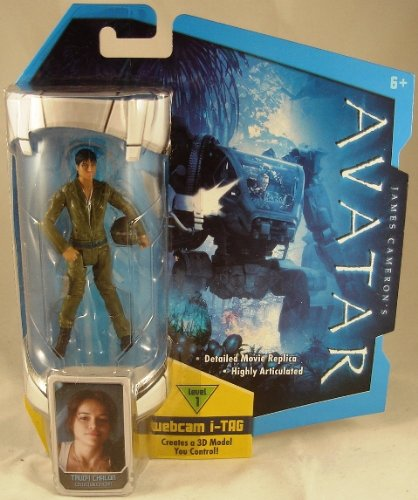 Image of James Cameron's Avatar RDA Trudy Chacon Action Figure