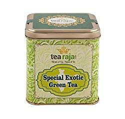 Special Exotic Green Tea 100g