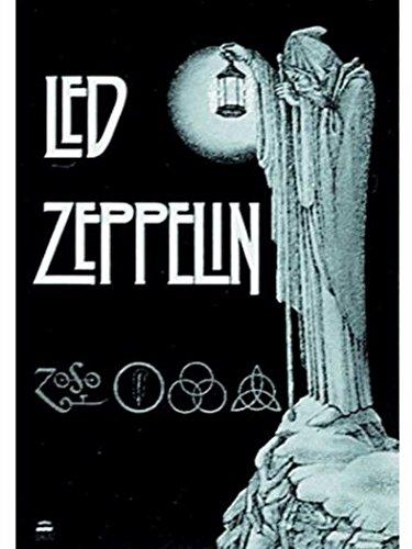 Poster Bandiera LED Zeppelin