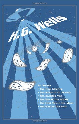 H. G. Wells (Leather-Bound Classics)