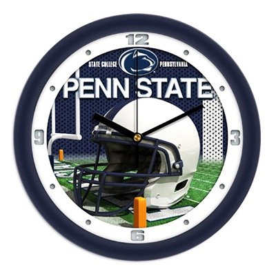 Penn State Nittany Lions NCAA Football Helmet Wall Clock