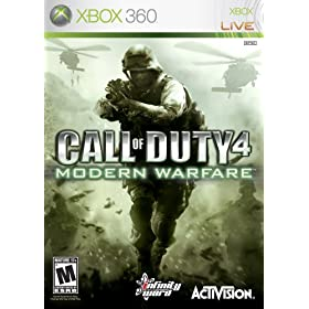 Impressões Single Player Call of Duty 4: Modern Warfare (X360)