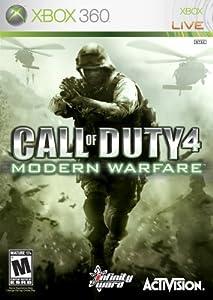 Call of Duty 4: Modern Warfare - Xbox 360