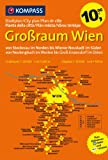 Wien Groraum: Buchplan 1 : 20 000 / 1 : 10 000. Von Stockerau bis Wiener Neustadt, von Neulengbach bis Groenzersdorf