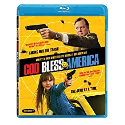 God Bless America [Blu-ray]
