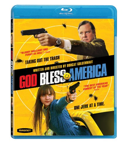 Cover art for  God Bless America [Blu-ray]