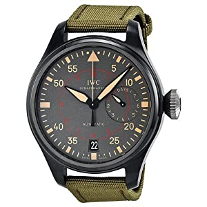 IWC Big Pilots Top Gun Miramar Anthracite Dial Automatic Mens Watch IW501902 by IWC