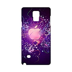BLUEDIO Designer Printed Back case cover for Samsung Galaxy Note 4 - G5545