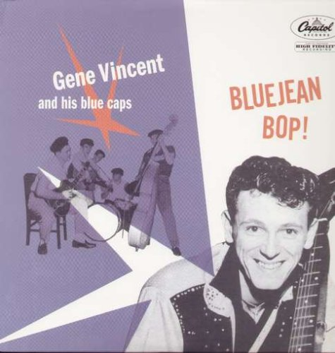 Gene Vincent - 16 All-Time Rock