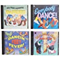 Childcraft Lets Dance CD Collection (Set of 4)