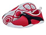 Ballop Aqua Fit Active Velcro Type, Size:36 - 37;Color:Typhoon Red -