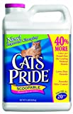 Cats Pride Premium Scoopable Cat Litter Jug, 14-Pound