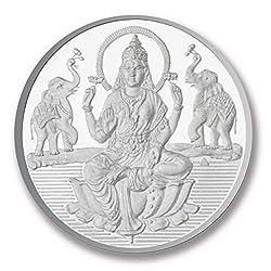 Mahi Pure Silver Coin Laxmi